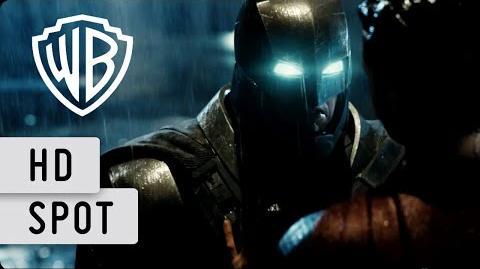 BATMAN V SUPERMAN DAWN OF JUSTICE - Spot 10 Deutsch HD German