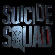 Suicide Squad offizielles Filmlogo ComicCon