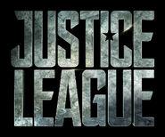 Justice League Filmlogo Metallic