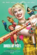 Birds of Prey Kinoposter 2