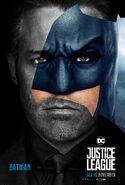 Justice League Batman Charakterposter 4