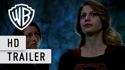 SUPERGIRL Staffel 1 - Trailer Deutsch HD German (2016)