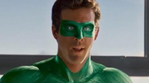Green Lantern Movie Trailer Official Englisch