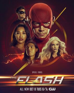 The Flash Staffel 6