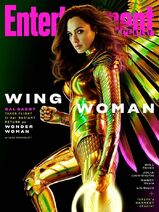Wonder Woman 1984 - Entertainment Weekly Cover
