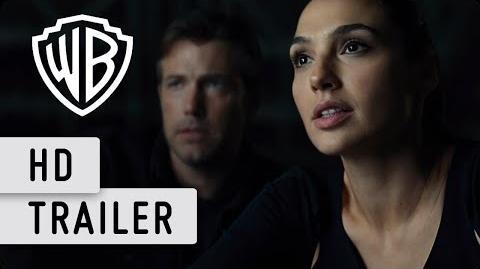 JUSTICE LEAGUE - Comic-Con Trailer HD Deutsch German (2016)
