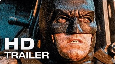 BATMAN VS SUPERMAN Dawn Of Justice Trailer 2 German Deutsch (2016)