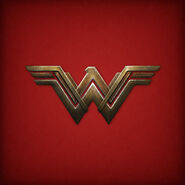 Wonder Woman Filmlogo