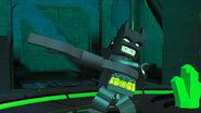 Batman and Batarang