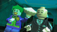 Joker and Lex with Pie