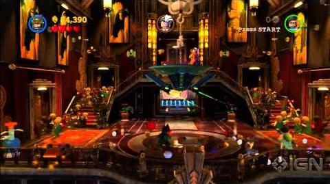 LEGO Batman 2 - Two-Face Co-op Gameplay