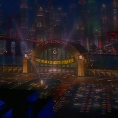 Gotham in <i>Batman Forever</i>