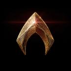 Aquaman portal logo