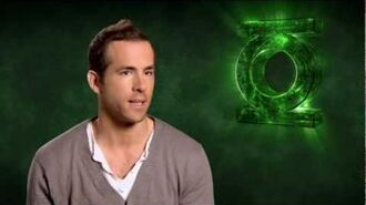 Ryan Reynolds 'Green Lantern' Interview