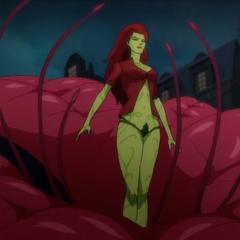 Poison Ivy's big flower.