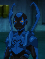 Blue Beetle JLvTT