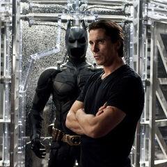 Bruce Wayne.