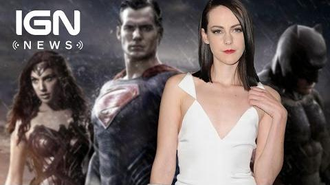 Batman v Superman Jena Malone Cut From Movie - IGN News
