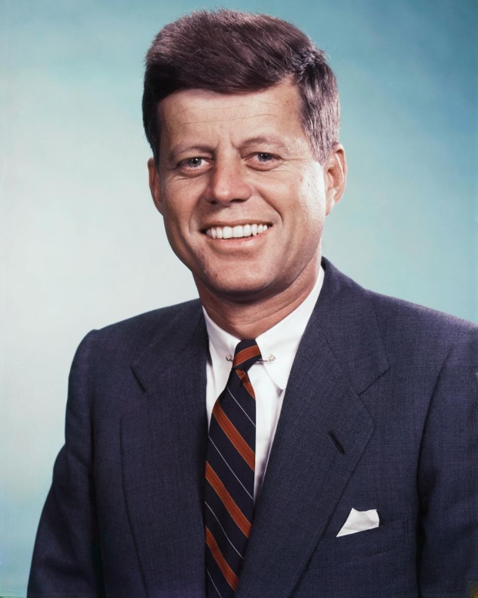 John F. KennedyFan Feed