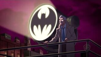 "Batman vs. Teenage Mutant Ninja Turtles - ""Commissioner Gordon"""