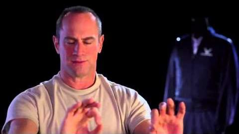 Man of Steel Interview - Christopher Meloni