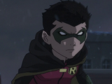 Damian Wayne (DC Animated Film Universe)