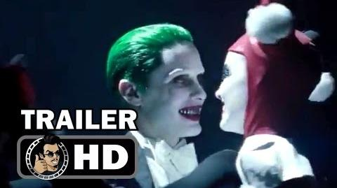 SUICIDE SQUAD Promo Clip - Joker and Harley Halloween (2016) Margot Robbie, Jared Leto Movie HD