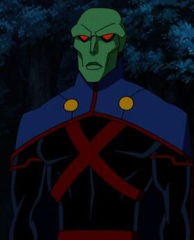 Martian Manhunter JLD
