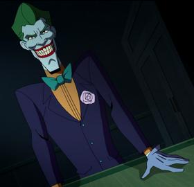 Joker Batman vs. Teenage Mutant Ninja Turtles