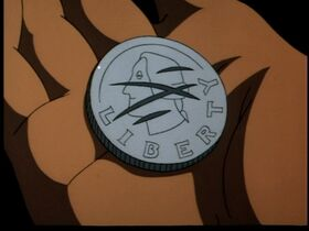 Two-Face's coin
