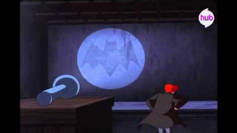 Batman The Animated Series Rises (Promo) - The Hub