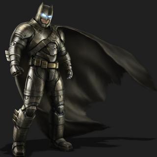 Armored Batsuit.