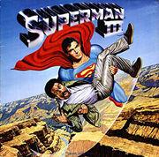 Superman III score