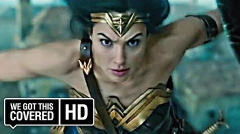 "Wonder Woman ""What Are You?"" Clip HD Chris Pine, Gal Gadot, Robin Wright"