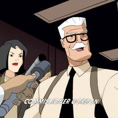 Gordon around the time of the Batwoman.