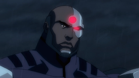 Justice League Flashpoint Paradox 66