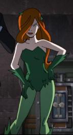 Poison Ivy Batman vs. Teenage Mutant Ninja Turtles