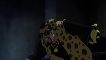 Resultado de imagem para cheetah Justice League: Gods and Monsters