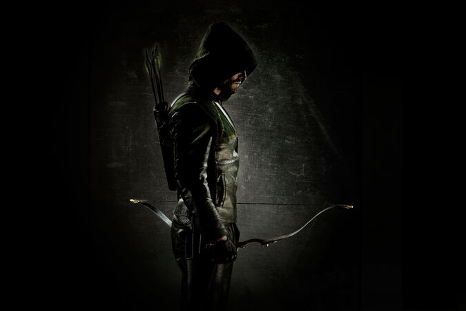 Green Arroe Stephen Amell