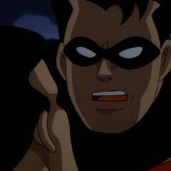 Robin confronts Zucco.