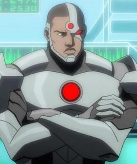 Cyborg JLToA