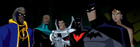 Justice League Unlimited (Justice League Unlimited)