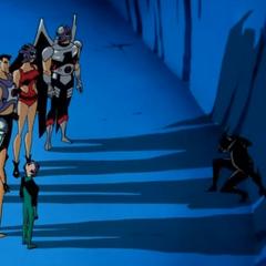 Justice League under control of Starro