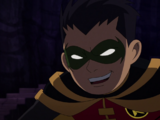 Damian Wayne (Batman vs. Teenage Mutant Ninja Turtles)
