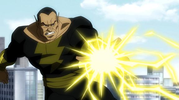 Teth Adam Superman Shazam