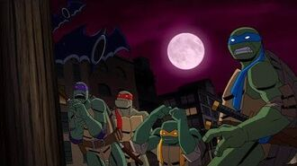 """Batman vs. Teenage Mutant Ninja Turtles"" - clip - Opening Scene!"