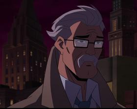James Gordon Batman vs. Teenage Mutant Ninja Turtles