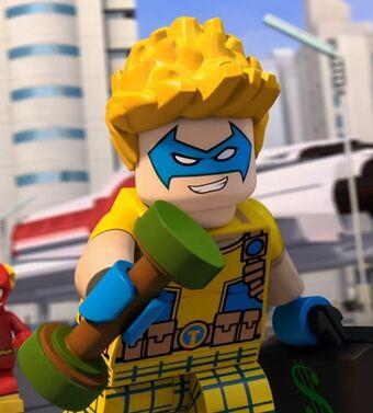 James Jesse Lego Dc Comics Super Heroes Dc Movies Wiki Fandom