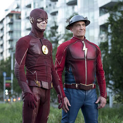The Flash & Jay Garrick