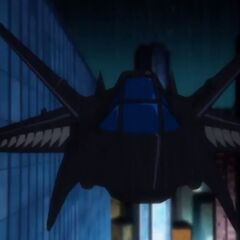 Batplane.